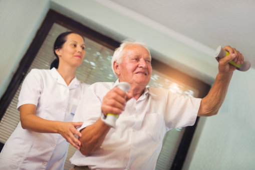 How Seniors Benefit from a Home Exercise Program