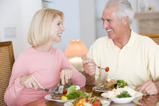The 10 Commandments of Elderly Nutrition
