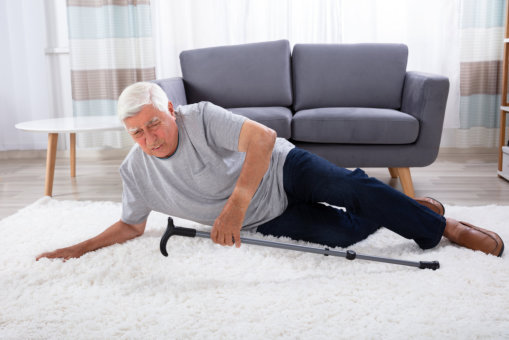 What You Can Do to Prevent Senior Falls
