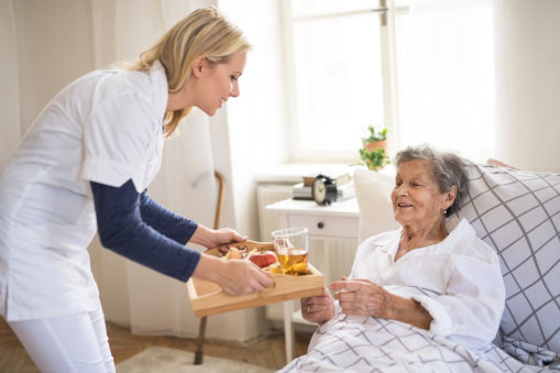 Senior Care: Daily Sitting Services